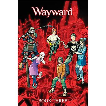 Wayward Deluxe Book 3 by Jim Zub - 9781534312098 Book
