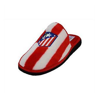 House Slippers Atlético De Madrid Andinas 799-20 Červené bílé děti&s/38