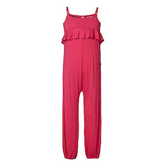Funky Buddha Girls' Playsuit/Jumpsuit In Plain Pattern