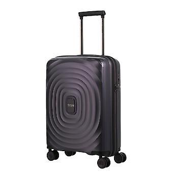 TITAN Looping Handbagage Trolley S voor dames, 4 wielen, 55 cm, 37 L, Paars