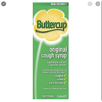 Buttercup Original Cough Syrup 150 ML