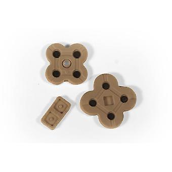 for Nintendo  DSi NDSi Rubber Pad Silicon Buttons D-Pad