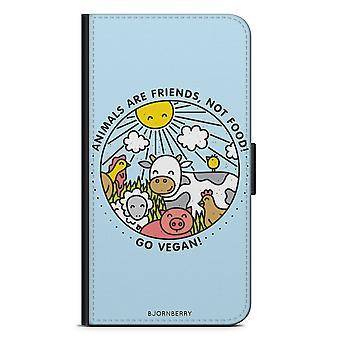 Bjornberry Lompakko Tapauksessa iPhone 5C - Ystävät, Ei ruokaa