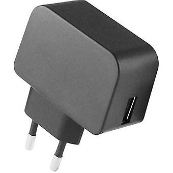 HN Power HNP06-USBL6 HNP06-USBL6 USB charger Mains socket Max. output current 1500 mA 1 x USB Regulated