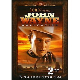 John Wayne 2Pak [DVD] USA import