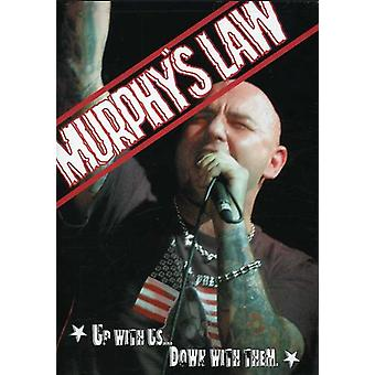 Murphy's Law - Up with Us Dow [DVD] USA import