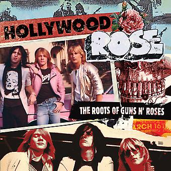 Hollywood Rose - The Roots of Guns N' Roses [CD] USA import