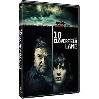 10 Cloverfield Lane [DVD] USA import