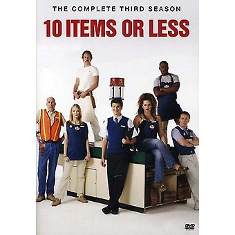 10 items or Less: seizoen 3 [DVD] USA import