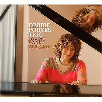 Debbie Poryes - Loving Hank [CD] USA import