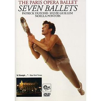 Seven Ballets [DVD] USA import