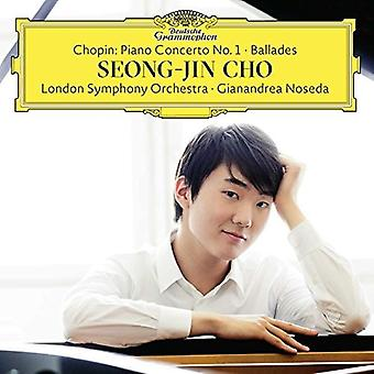 Cho/Noseda/London Sy - Chopin: Piano Concer [Vinyl] USA import