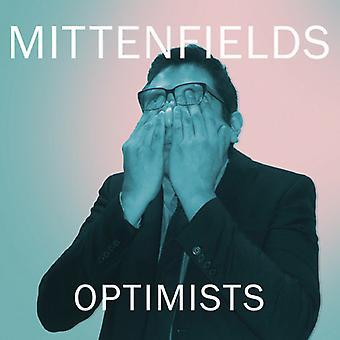 Mittenfields - Optimists [Vinyl] USA import