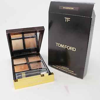 Tom Ford Eye Color Quad 0.21oz/6g ny med box