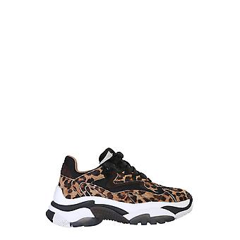 Ash Addictter01 Femmes-apos;s Leopard Leather Sneakers