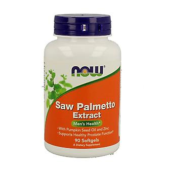 Sabal (Saw Palmetto) Standardized to 95% Sterols with Pumpkin and Zinc 90 softgels