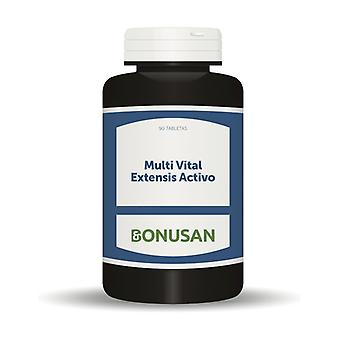 Multi Vital Extensis Active 90 tablets