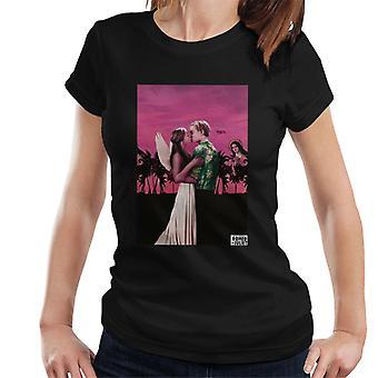 Romeo & Juliet Pink Sunset Women's T-Shirt