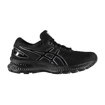 Asics Gel Nimbus 22 السيدات تشغيل الأحذية