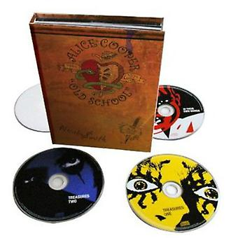 Alice Cooper - Old School 1964-74 [CD] USA import