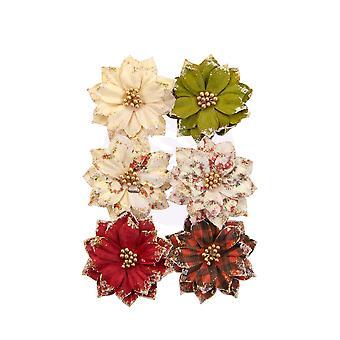 Prima Markkinointi joulu maassa kukat lämmin lapaset