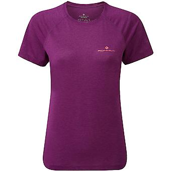 Ron Hill Womens Stride Breathable Relaxed Fit T Shirt