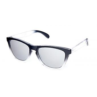 Sunglasses Unisex Traveler Cat.3 black/silver (19-259)