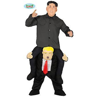 Le Président Trump Trump costume États-Unis Amérique portant costume costume hommes