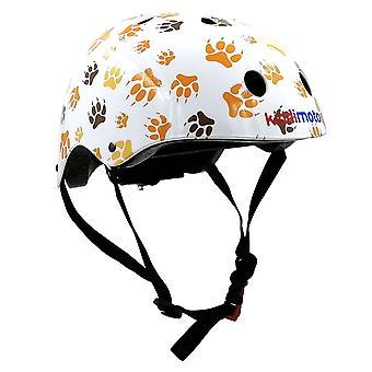 Kiddimoto Helmet - Paws