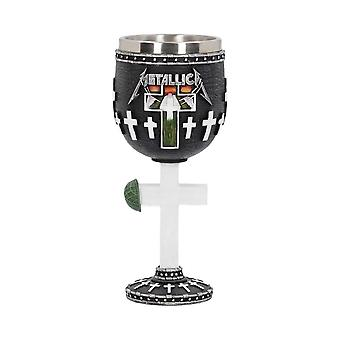 Nemesis Now Metallica - Master Of Puppets Goblet 18cm