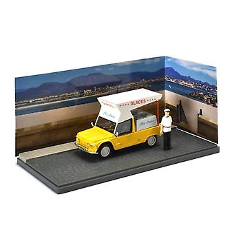 Citroen Lymm Diecast Model Van
