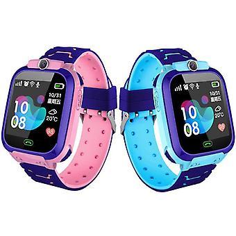 Børn's Smart Watch Sos Telefon Watch