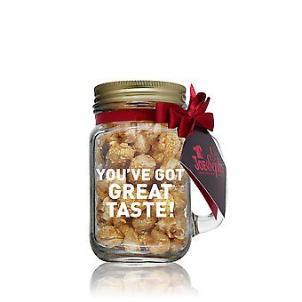 You've Got Great Taste Jug Jar