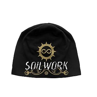 Soilwork Beanie Hat Cap The Living Infinite new Official jersey