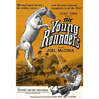 The Young Rounders Movie Poster Print (27 x 40)