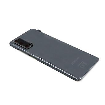 For Samsung Galaxy S20 replacement back - black