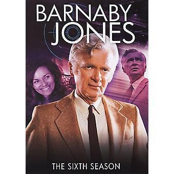 Barnaby Jones: Season 6 [DVD] USA import