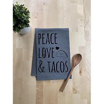 Rauha, rakkaus ja tacot tiskipyyhe