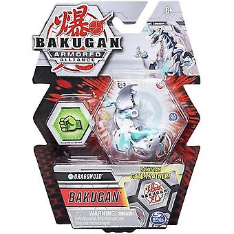 Bakugan Armored Alliance 1 Pack 2 Inch Figure Dragonoid (Haos Faction)