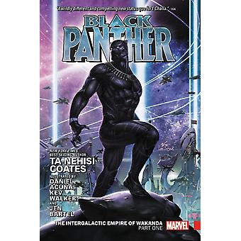 Black Panther Vol. 3 The Intergalactic Empire Of Wakanda Part One par Coates & TaNehisi