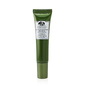 Dr. andrew mega cogumelo alívio da pele e resiliência creme de gel reconfortante para os olhos 256881 15ml /0.5oz