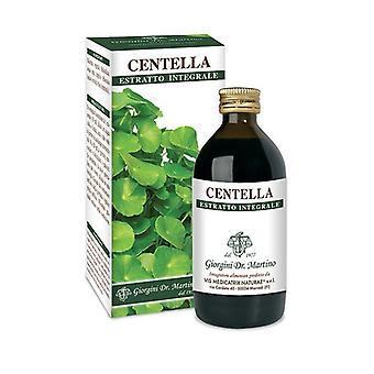 CENTELLA ESTR INTEG 200ML None