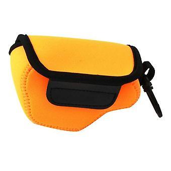NEOpine Neopine Neopine Shockproof Soft Case Bag with Hook for Nikon J4 Camera (Orange) NEOpine Neopine Neopine Neprene Shockproof Soft Case Bag with Hook for Nikon J4 Camera (Orange) NEOpine Neopine Neopine