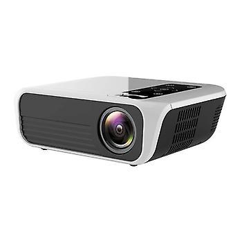L7 Led Native 1080p Full Hd Mini Kotiteatteri Hdmi-projektori