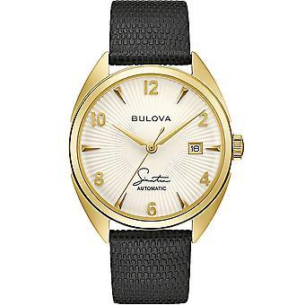 "Mens Watch Bulova 97B196, אוטומטי, 40 מ""מ, 3ATM"