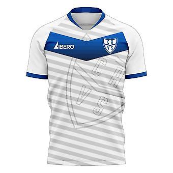 Velez Sarsfield 2020-2021 Home Concept Football Kit (Libero)