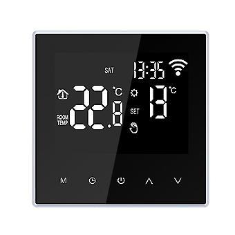 Termostato Controlador de Temperatura Digital Control de Circulación Semanal
