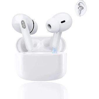 Wireless Earbuds Bluetooth 5.0 Headphones HiFi Stereo IPX7 Waterproof Earphones