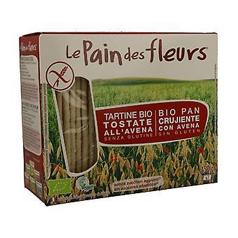 Flower Bread with Oatmeal Gluten-free BIO 150 g
