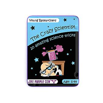 The purple cow crazy scientist 4 young researchers